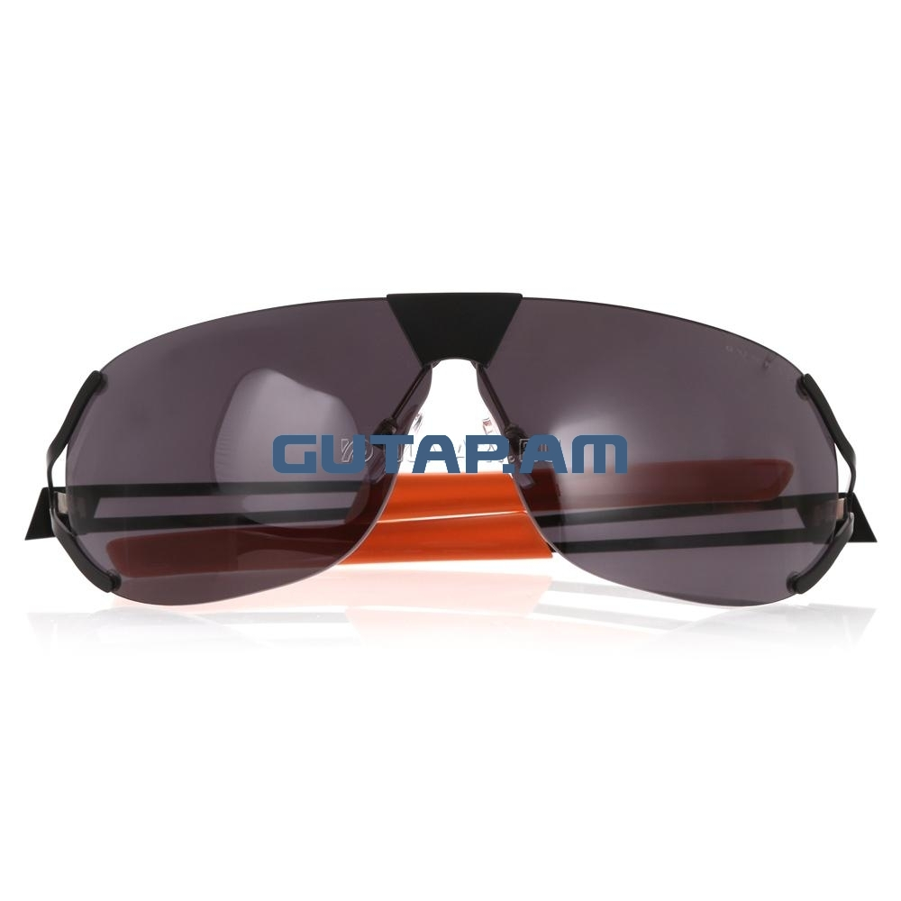 Очки водительские Gunnar Optiks SteelSeries Desmo, onyx/orange (DES-05107Z)