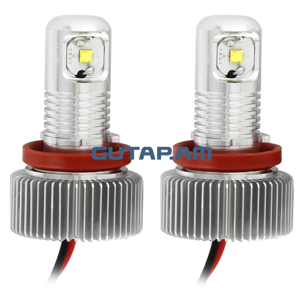 Комплект LED marker Galaxy для BMW E92/H8 10W CREE CREE, LedE92H810