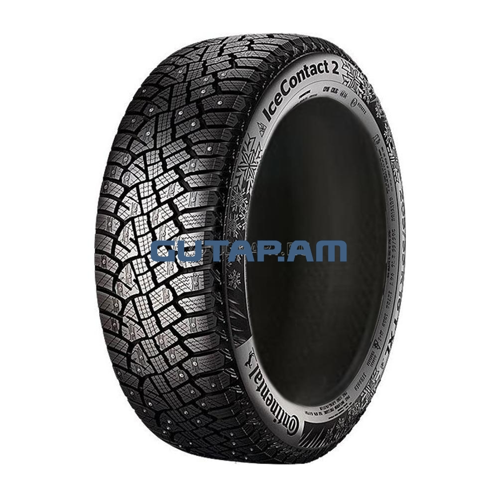 Шина CONTINENTAL ContiIceContact 2 215/60 R16 99T шип