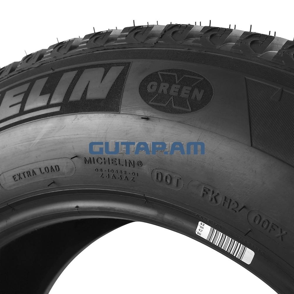 Шина MICHELIN LATITUDE X-ICE NORTH XIN2 235/65 R17 108T XL 4X4 шип