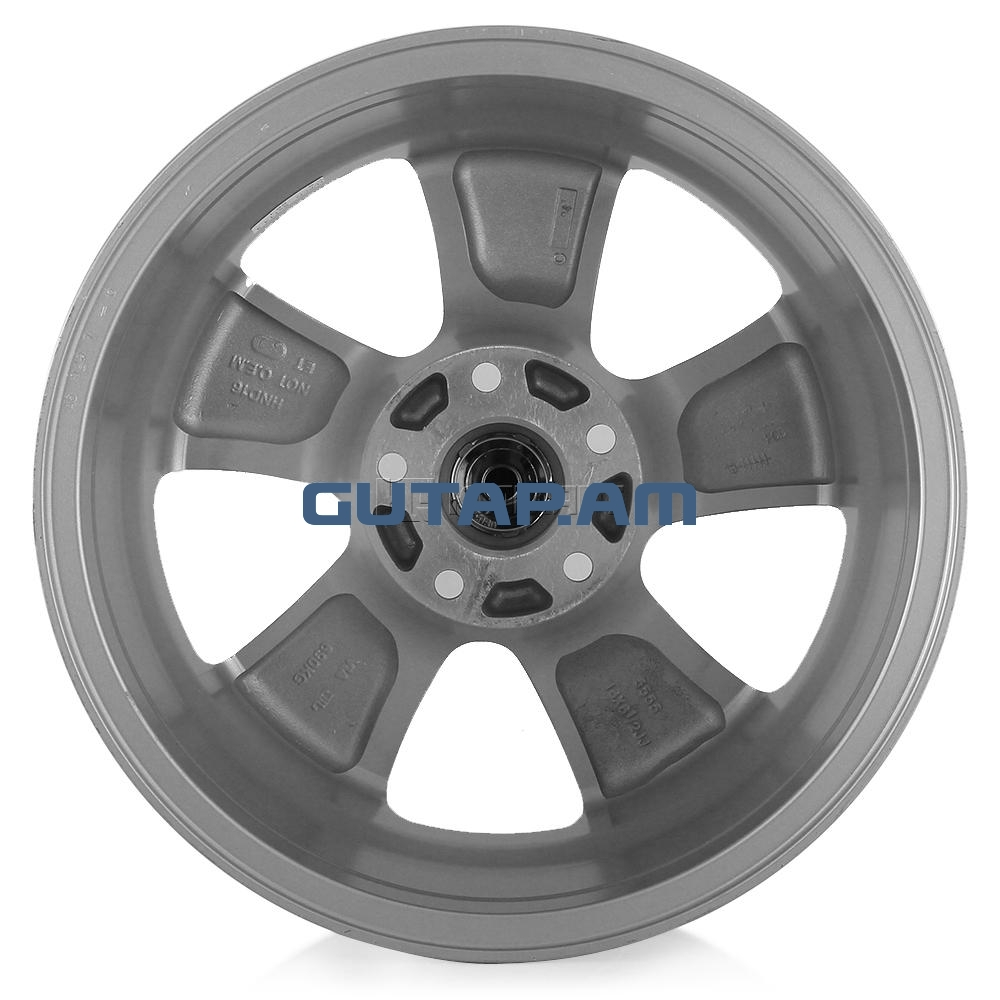 Диск RepliKey Renault Duster 6.5xR16 5x114,3 ET50 d66,1 S [RK806R]