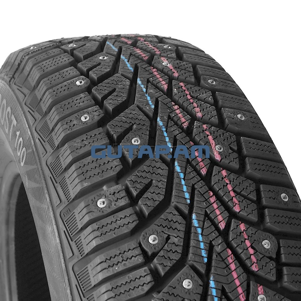 Шина GISLAVED NORD FROST 100 195/65 R15 95T XL CD шип