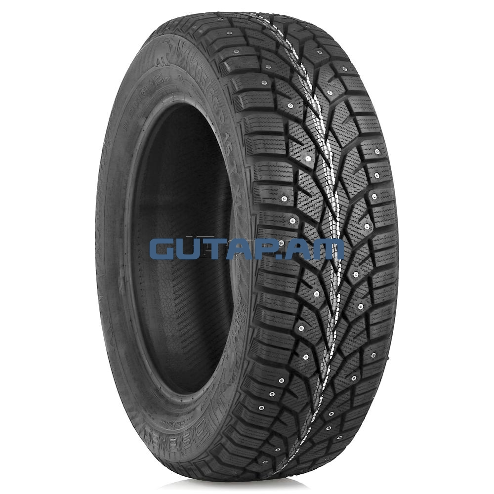 Шина GISLAVED NORD FROST 100 195/60 R15 92T XL CD шип