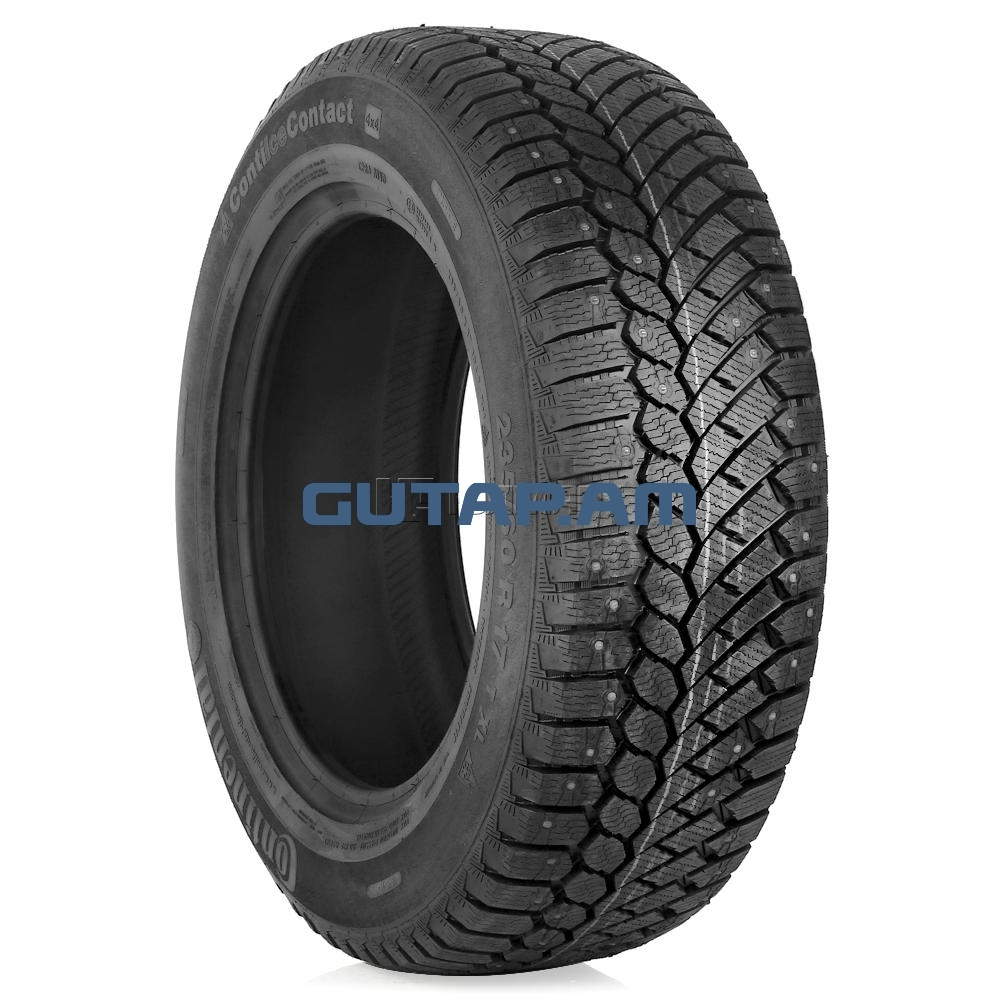 Шина CONTINENTAL ContiIceContact 235/60 R17 106T XL FR HD шип